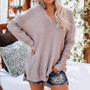 VICI Collection lightweight sweater